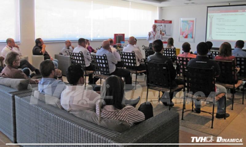 Atendimento sob medida da TVH-Dinamica aproxima clientes