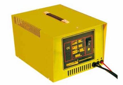 TVH-Dinamica lança carregador de bateria para empilhadeiras