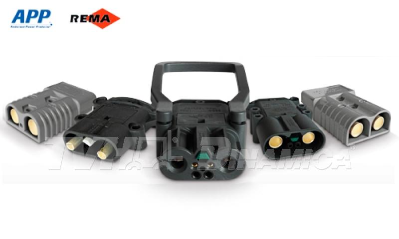 Conectores de baterias: mais um item no portfólio da TVH-Dinamica